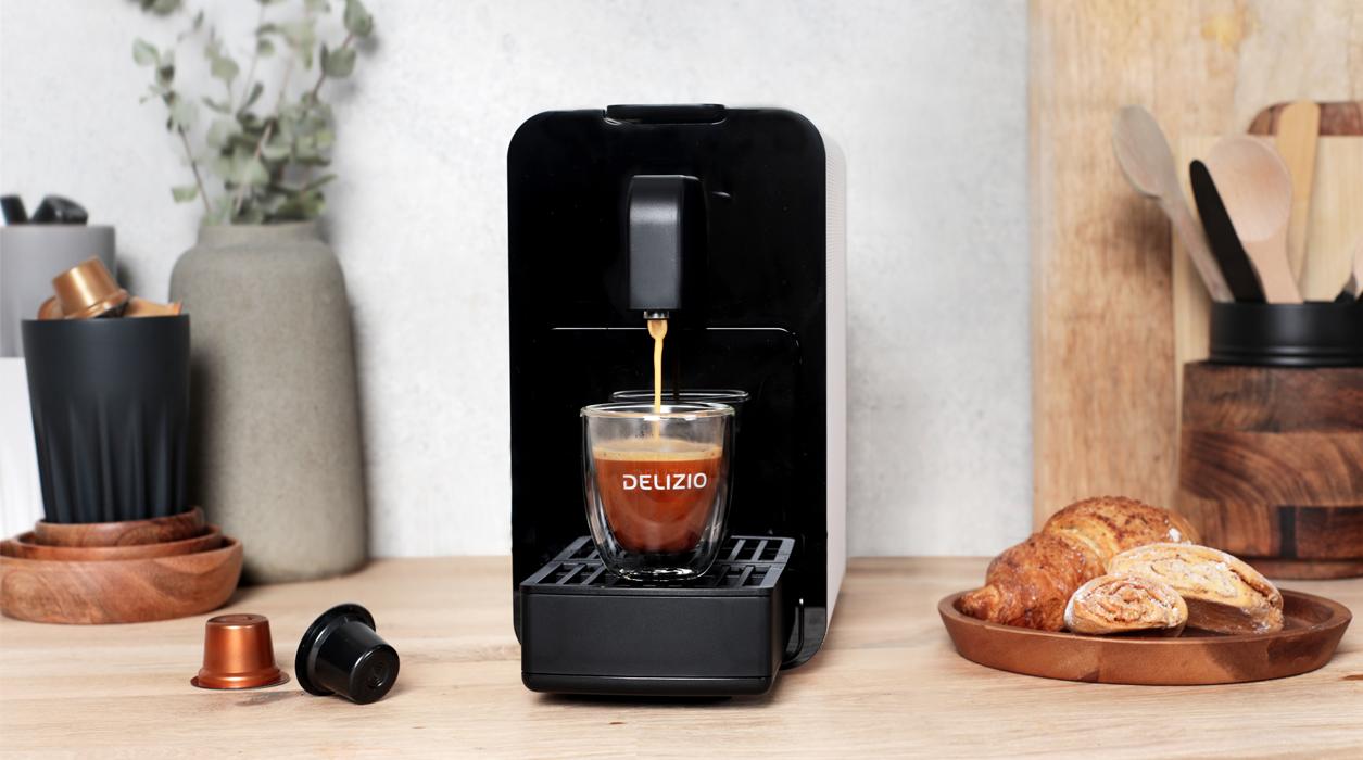 Viva B6 una macchina da caffè unica di Delizio