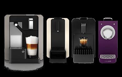 delizio genuss pur kaffeekapsel kaffeesystem. Black Bedroom Furniture Sets. Home Design Ideas